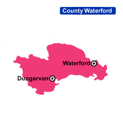 Flower Delivery Waterford Areas